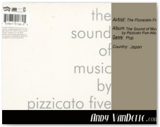 23. The Pizzacato Five- The Sound of Music by Pizzicato Five