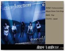 7. FictionJunction- Stone Cold- Single