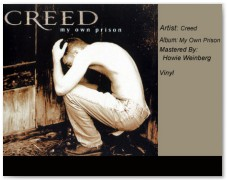 Creed- My Own Prison