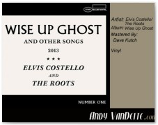 Elvis Costello-The Roots- Wise Up Ghost