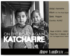 Katchafire- On The Road Again