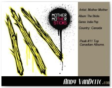 Mother Mother- The Sticks