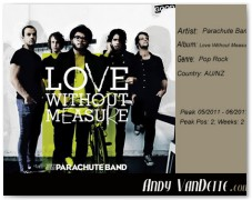 Parachute Band- Love Without Measure