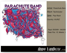 Parachute Band- Technicolor