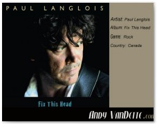 Paul Langlois- Fix This Head