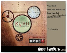Rush- Time Machine