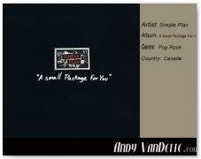 Simple Plan- A Small Package For You