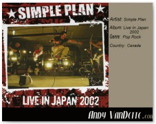 Simple Plan- Live In Japan 2002