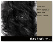 Yuca- Rebuilding The Fallen Empire